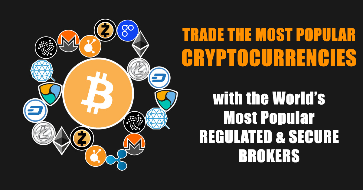 Best crypto trading broker